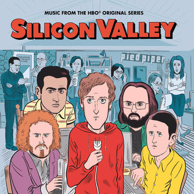 Silicon Valley (Music from the HBO Original Series) - Album Download, Itunes Cover, Official Cover, Album CD Cover Art, Tracklist