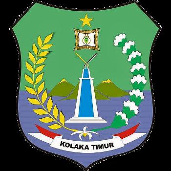 Logo Kabupaten Kolaka Timur PNG