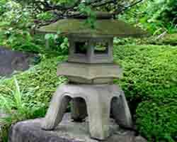 Taman Saya Lampu Taman Jepang Rasa Bali Taman
