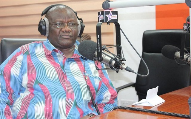 I belong to the Kufuor faction – Afoko