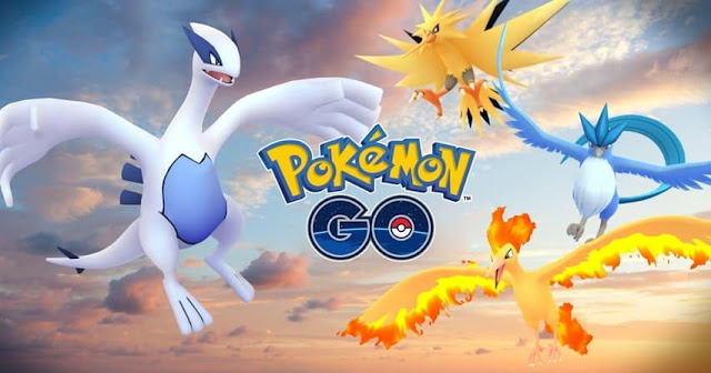Legendary Pokemon To Stick In Pokemon Go until end of the month