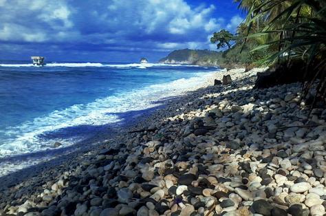 Tempat wisata pantai pidakan di pacitan