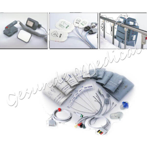 toko defibrillator plus monitor