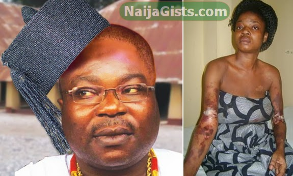 akure king beats wife to death