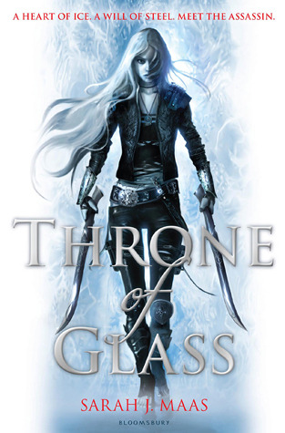 Review ~ Throne of Glass by Sarah J. Maas