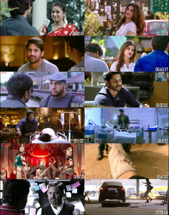 Savyasachi 2019 Hindi Dubbed 1080p 720p 480p Full Movie Download