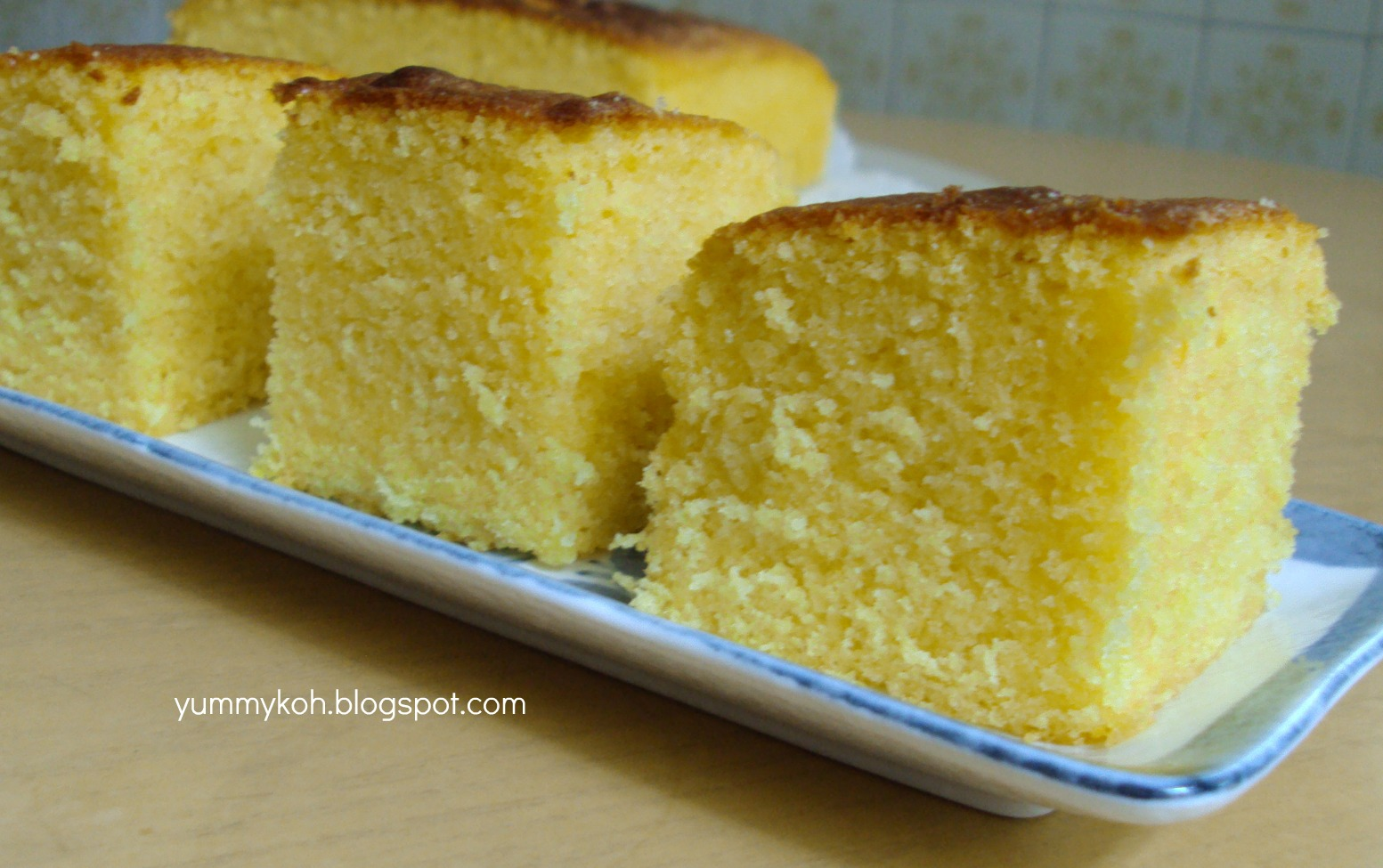 Resep Lemon Butter Cake