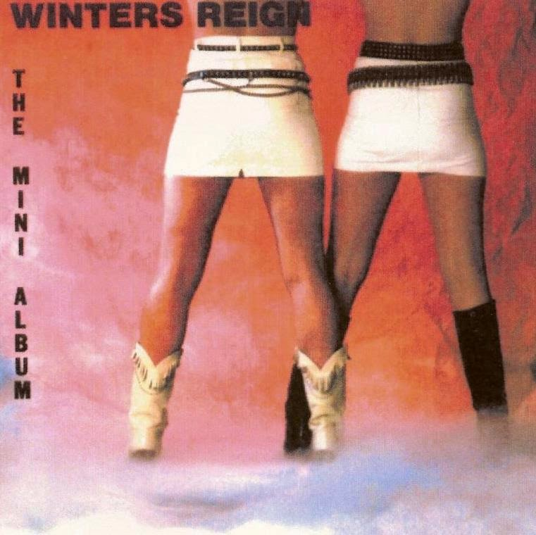 Winters Reign The mini album 1983 aor melodic rock