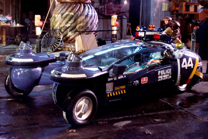 Blade Runner Rodaje 4