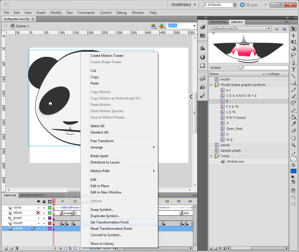 3d flash animation software free download full version