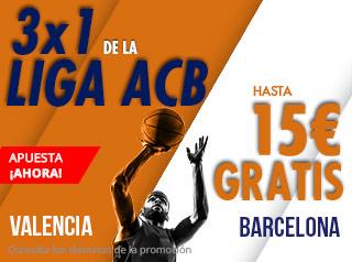 suertia promocion Valencia vs Barcelona 21 octubre