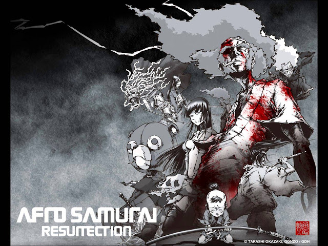 Afro Samurai II : Resurrection