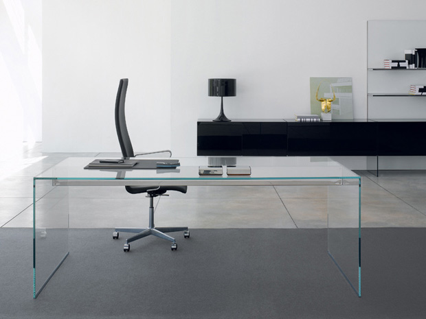 Glass Desks 6