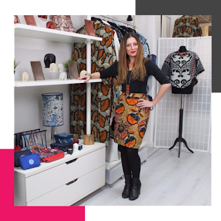 Roberta Style Lee, Personal Stylist at The Sapellé Showrooms in West London