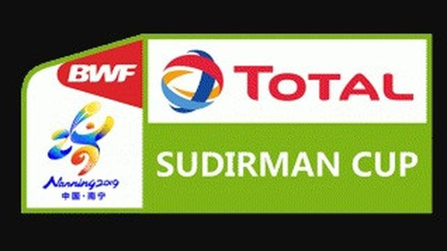 Live Streaming BWF Total Sudirman Cup 2019