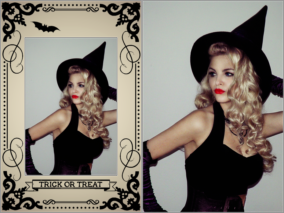Retro Halloween, Halloween Pin Up, Vintage, Pin Up, Retro Witch, Sexy Witch Costume