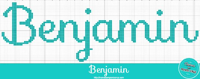 Nome Benjamin em Ponto Cruz