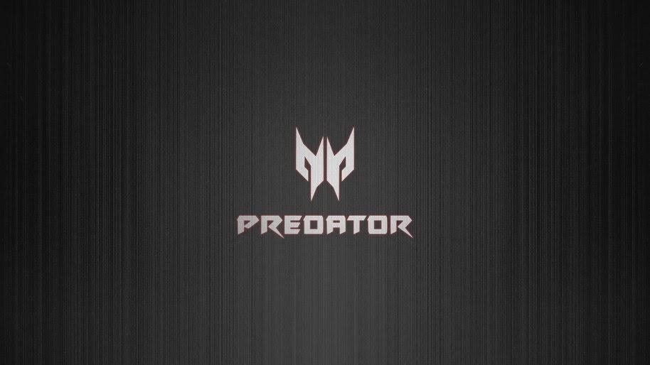 Acer Predator Logo Silver 4k Wallpaper 32