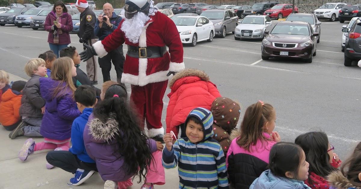 the Annandale Blog: Santa's Ride stops at Mason Crest ...