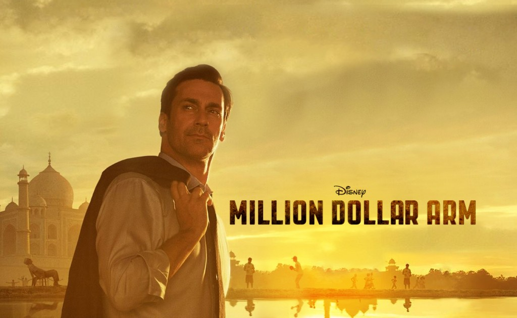 "Focused on the Magic | Disney's ""Million Dollar Arm"" Blu-ray™+Digital HD"