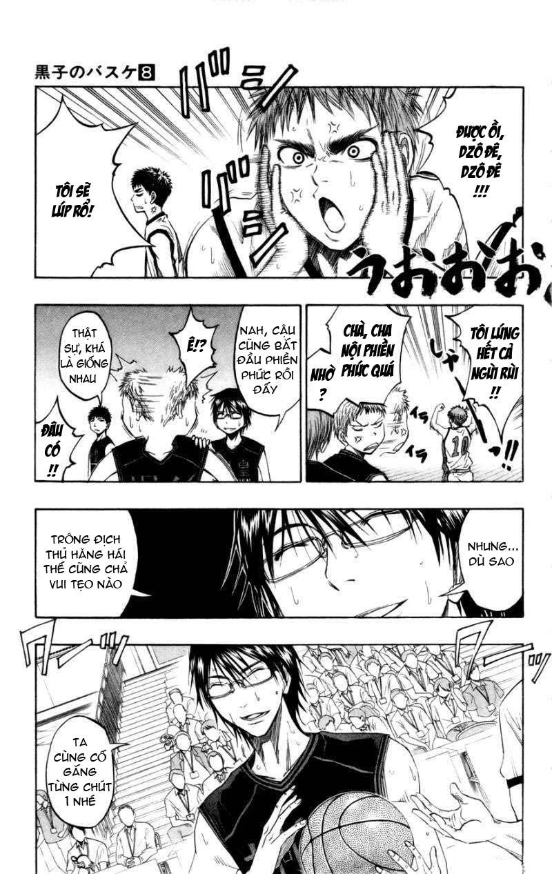 Kuroko No Basket chap 066 trang 3