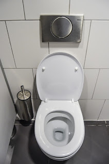 Bahaya Yang Ditimbulkan Toilet Duduk Bagi Kesehatan, Kerugian menggunakan kloset duduk