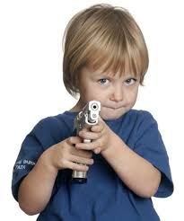 Pediatricians should talk with parents about guns and their children.
