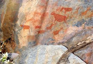 Pinturas rupestres Tsodilo