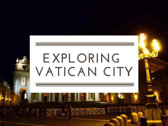 Lo Stato della Città del Vaticano