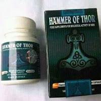 Jual Obat Hammer Of Thor's Capsule Original Italy 081249841516
