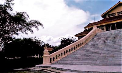 Wisata Sejarah Balai Kerapatan Tinggi Siak