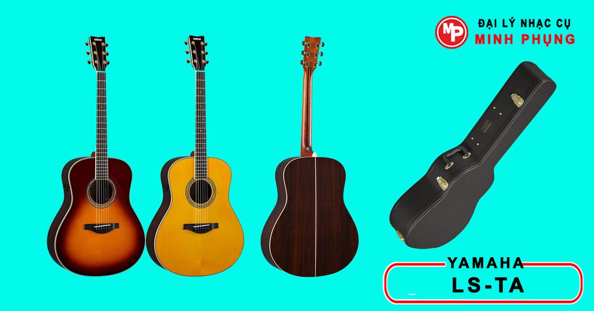 Nơi mua đàn guitar acoustic chính hãng, chất lượng, giá rẻ nhất cập