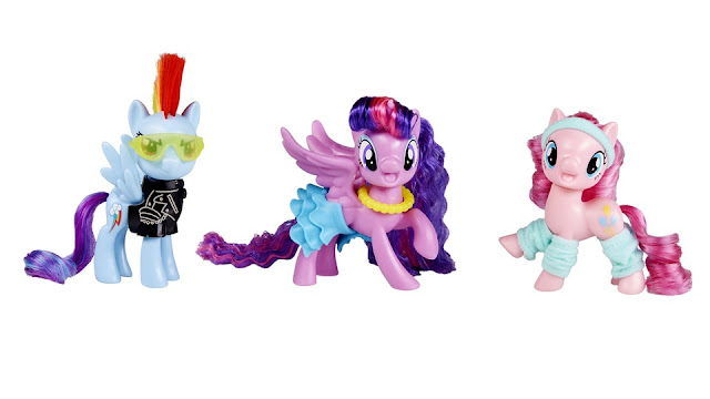 My Little Pony SDCC 2018 Exclusives