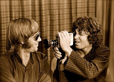 Jim Morrison - Ray Manzarek