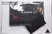 Jual alat sulap Black Mail
