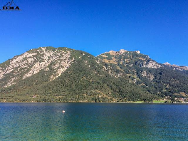 Maurach am Achensee - Wandern Rofan