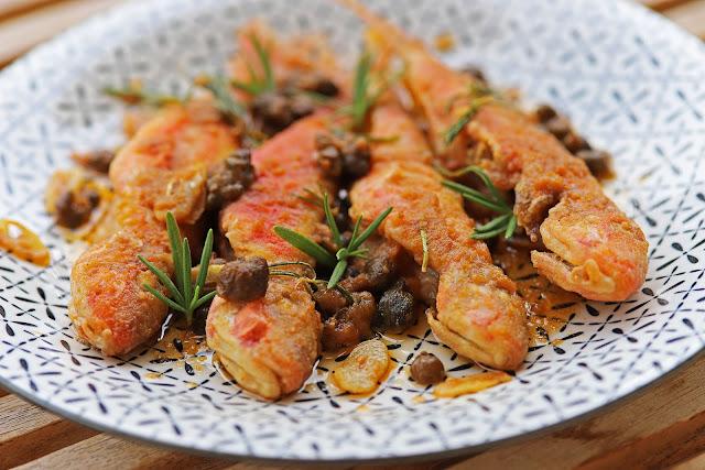 Συνταγή για ψάρια σοβόρο με ξύδι