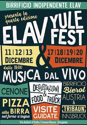 Elav Yule Fest 2015