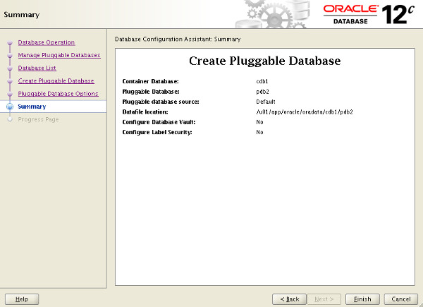 oracle 12c database administration guide