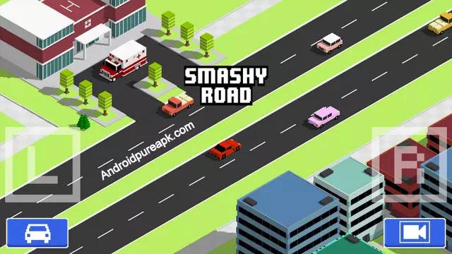 Smashy Road: Wanted Mod Apk