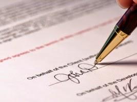 pengertian kontrak dan hukum kontrak