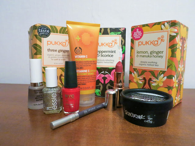 An Assortment of Beauty and Lifestyle Items