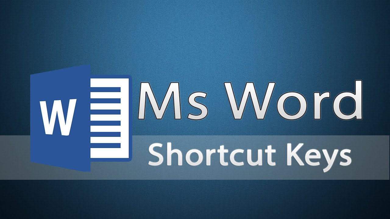 how to make a shortcut to a word document