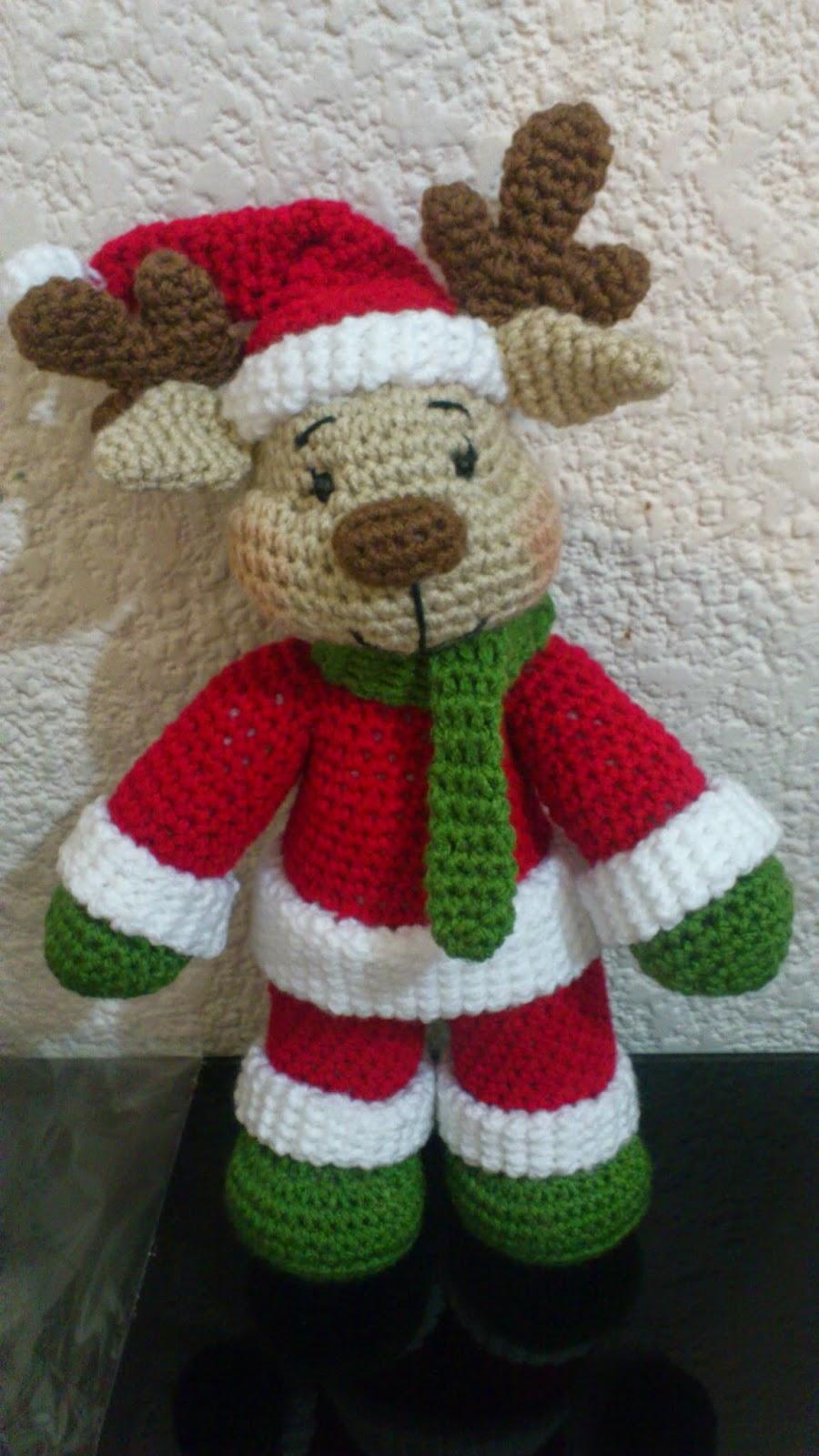 Bambola Amigurumi Natale Uncinetto 🤶 Muñeca Crochet Navidad ... | 1600x900