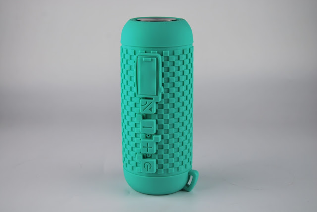 Rugged outdoor bluetooth speakers waterproof IPX7