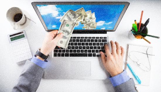 Bagaimana membagi waktu mencari uang di internet
