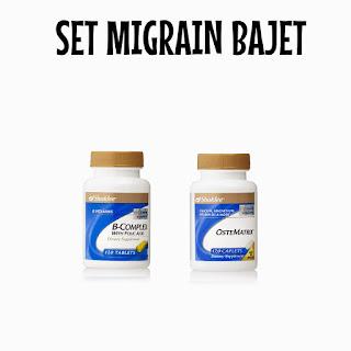 penawar migrain