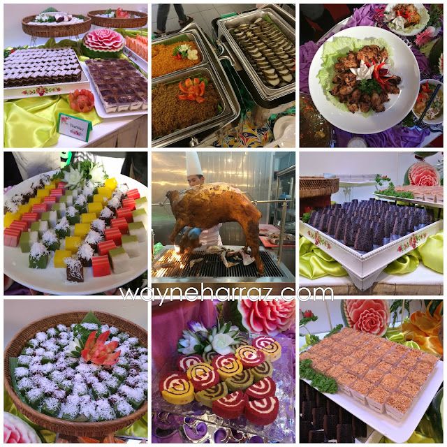 Buffet Ramadhan Bangi Golf Resort