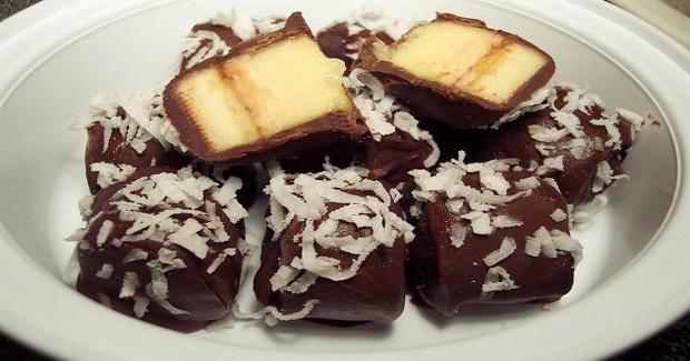 Frozen Chocolate Banana Bites Recipe