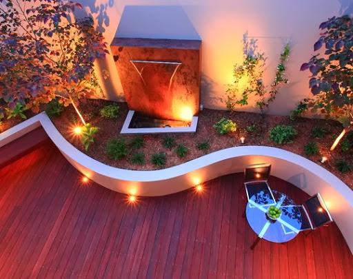 20 Desain Ide Kreatif Lampu Taman Minimalis Trend 2015 Tabloid Rumah Idaman